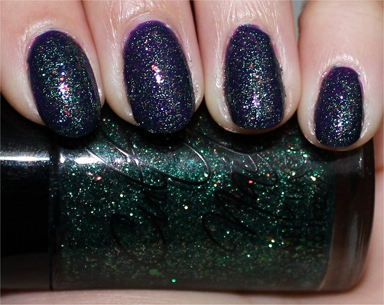 Cult Nails Toxic Seaweed Review & Swatches