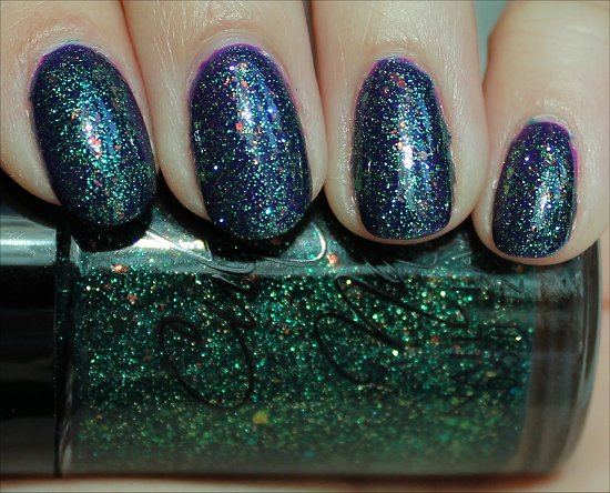 Cult Nails Toxic Seaweed Swatch & Review