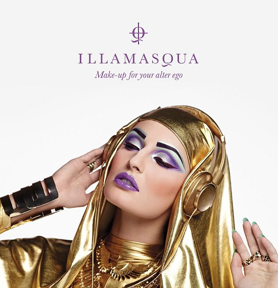 Human Fundamentalism Illamasqua Spring Summer 2012 Collection Press Release & Promo Pictures