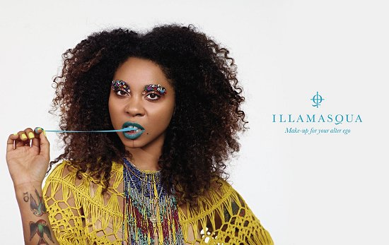 Illamasqua Human Fundamentalism 2012 Collection Press Release & Promotional Photos