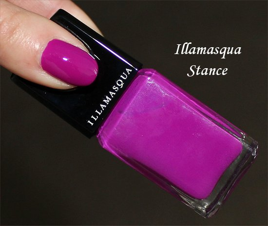 Illamasqua Human Fundamentalism Collection Illamasqua Stance Swatch & Review