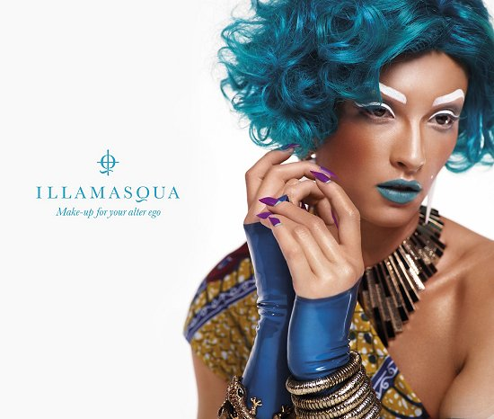 Illamasqua Human Fundamentalism Collection Spring Summer 2012 Press Release & Promo Pictures