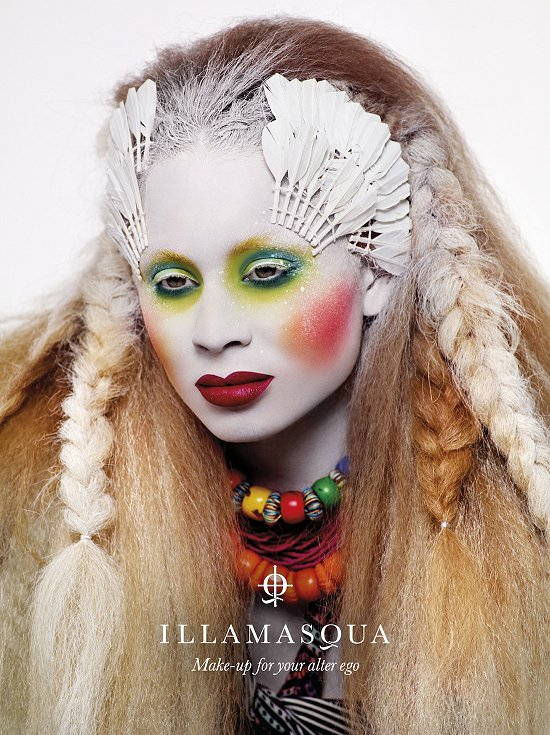 Illamasqua Human Fundamentalism Collection Spring-Summer 2012 Press Release & Promo Pictures