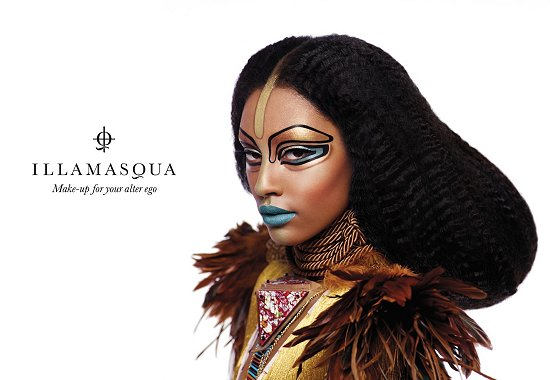 Illamasqua Human Fundamentalism Spring Summer Collection 2012 Press Release & Promo Pictures
