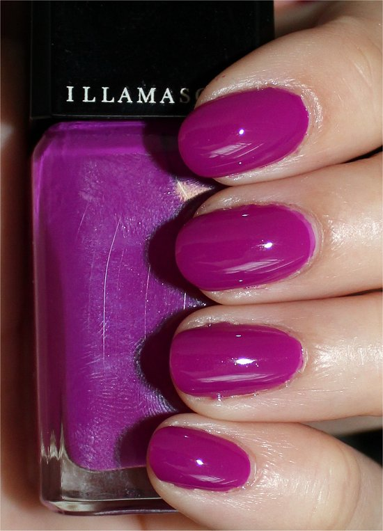 Illamasqua Stance Swatches & Review