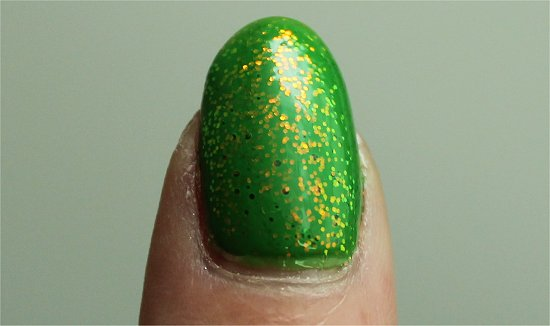 KleanColor Chunky Holo Clover Review & Swatch