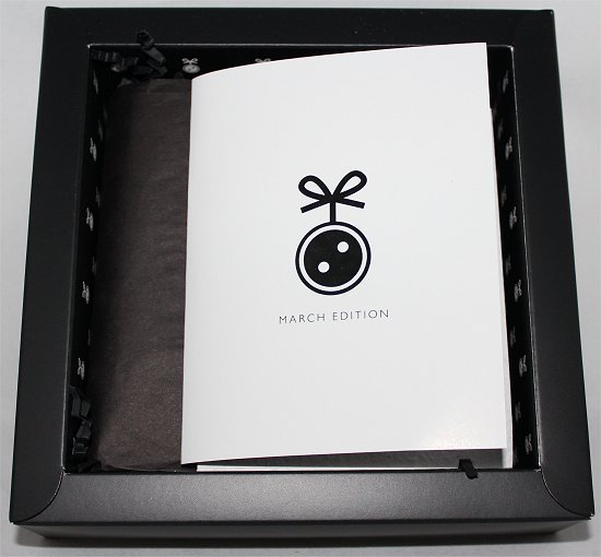 March 2012 Loose Button Luxe Box Review & Pictures