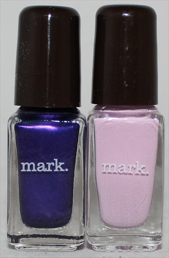 Mark Nailed It Mini Nail Lacquers March 2012 Topbox.ca Review & Pictures