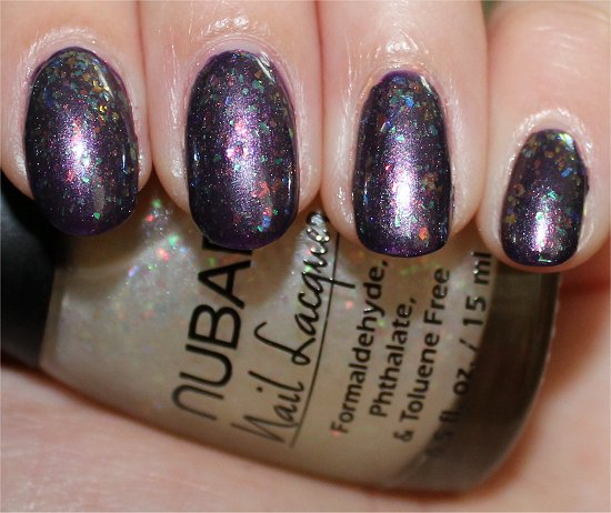 Nubar Opulent Pearl Pictures, Review & Swatch