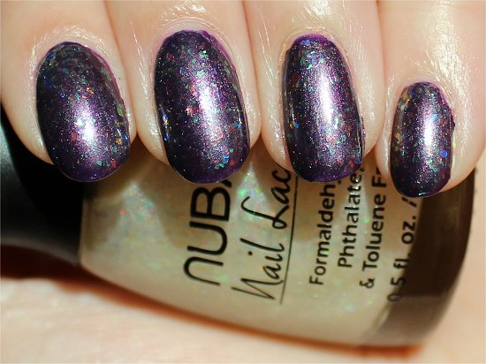 Nubar Opulent Pearl Review, Swatch & Pictures