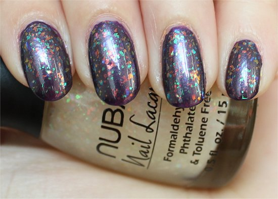 Nubar Opulent Pearl Review & Swatch