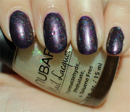 Nubar Opulent Pearl Review, Swatches & Pictures