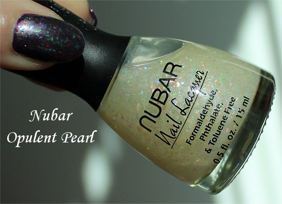 Nubar Opulent Pearl Review & Swatches