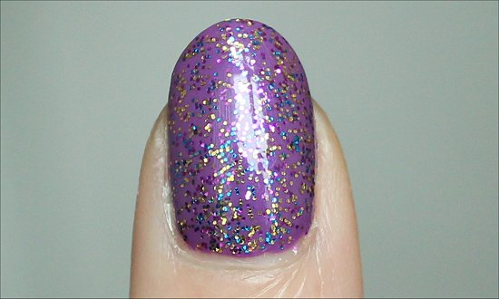 OPI Sparkle-icious Swatch, Review & Pics