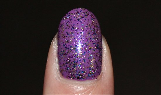 OPI Sparkle-icious Swatches & Review