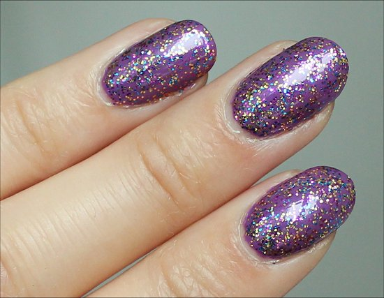 OPI Sparkleicious Swatches & Review