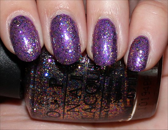 OPI Sparklicious Swatch & Review