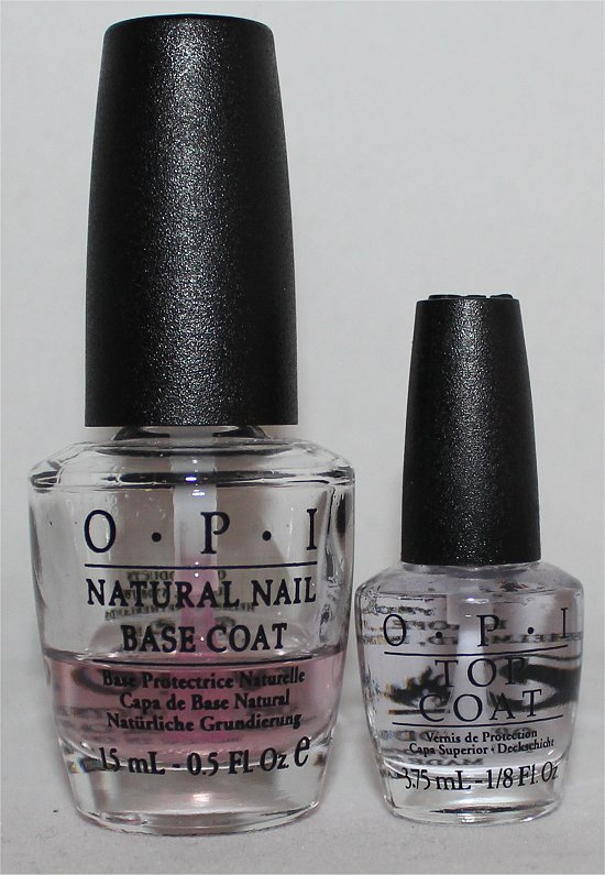 OPI Top Coat March 2012 Loose Button Luxe Box Review & Photos