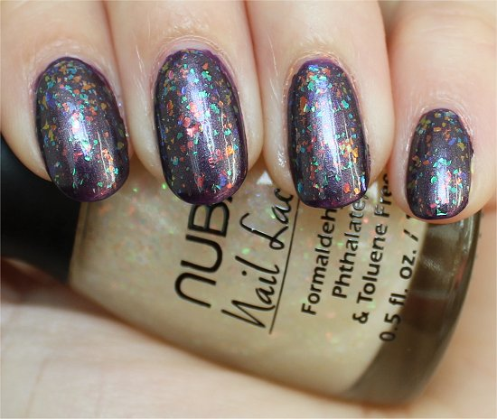 Opulent Pearl Nubar Review & Swatches