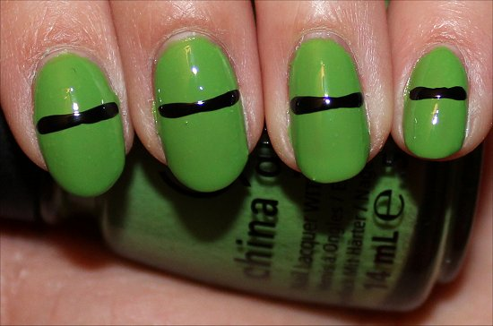 Pot of Gold Nails Nail Art Tutorial Step 3