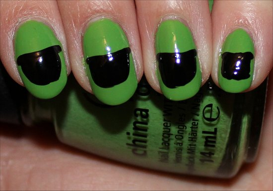 Pot of Gold Nails Nail Art Tutorial Step 4
