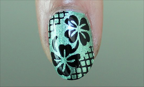 Shamrock Nail Art St. Patrick's Day Nails