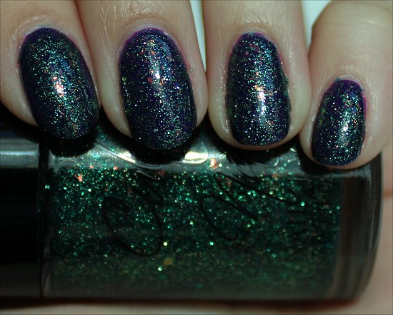 Toxic Seaweed Cult Nails Swatches & Review