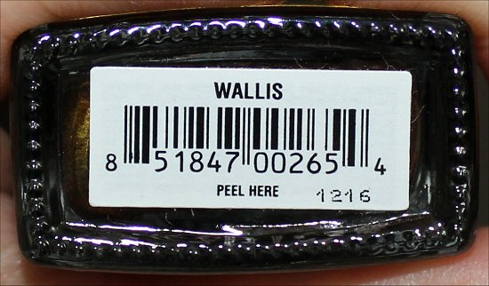 Wallis Butter London Swatch &amp; Review
