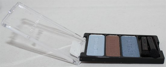 Wet n Wild Coloricon On Cloud Nine Swatch & Review