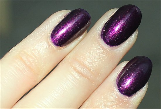 Yasmeen by Zoya Swatches & Review