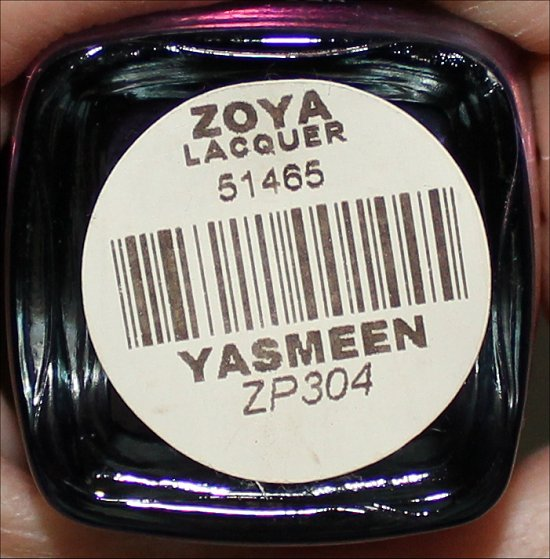 Zoya Yasmeen Review, Swatch & Pics