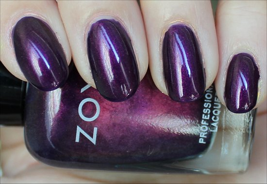 Zoya Yasmeen Review & Swatch
