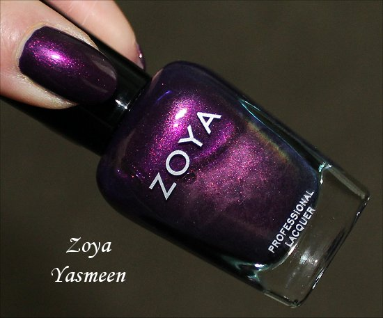 Zoya Yasmeen Review & Swatches