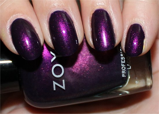 Zoya Yasmeen Swatch, Review & Photos