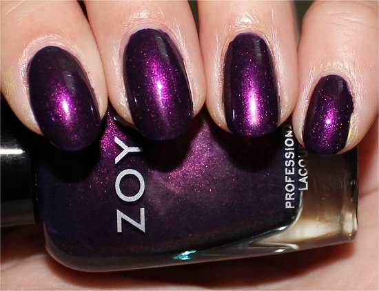 Zoya Yasmeen Swatches, Review & Photos