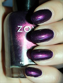 Zoya Yasmeen Swatches & Review