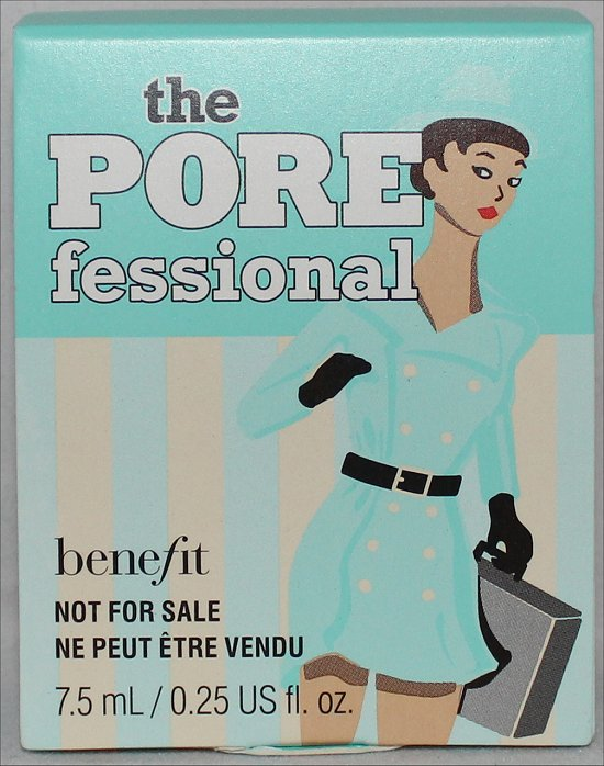 Benefit the POREfessional April Topbox.ca Review