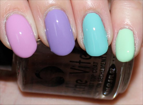 Easter Egg Nails Nail Art Tutorial Step 2