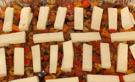 Easy Lasagna Recipe for Vegetarians