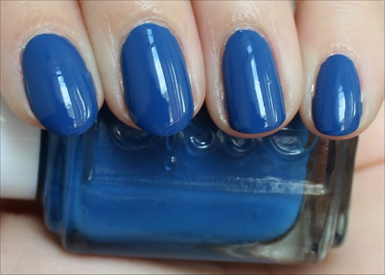 Essie Mesmerize Review, Swatch & Pics
