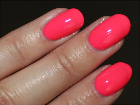Essie Short Shorts Neon Nail Polish Swatches & Review