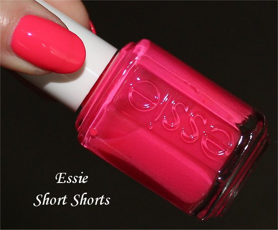Essie Short Shorts Photos & Review