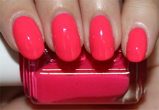 Essie Short Shorts Review & Swatch