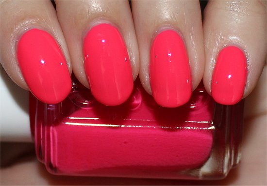 Essie Short Shorts Review & Swatches