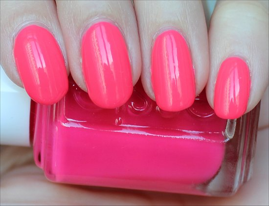 Essie Short Shorts Summer 2009 Collection Swatches & Review