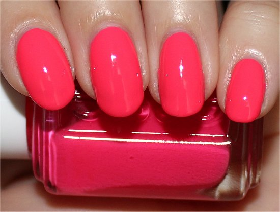 Essie Short Shorts Swatch, Review & Pictures