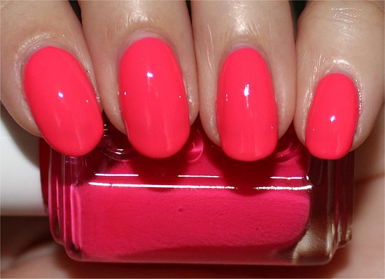 Essie Short Shorts Swatch & Review
