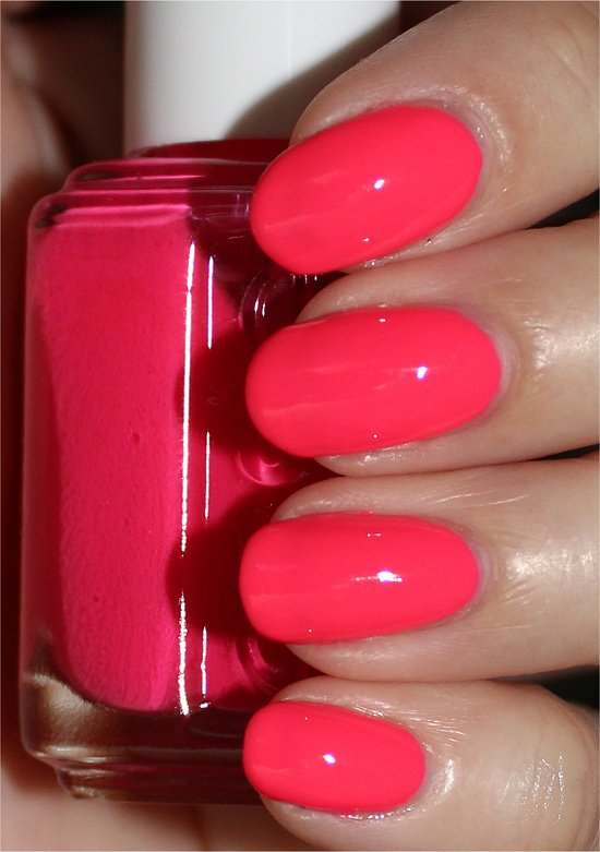 Essie Short Shorts Swatches & Review