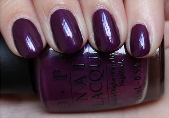 Louvre Me Louvre Me Not OPI France Collection Review & Pics
