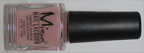 Misa High Waist Hue Nail Polish April 2012 Topbox.ca Review & Pics